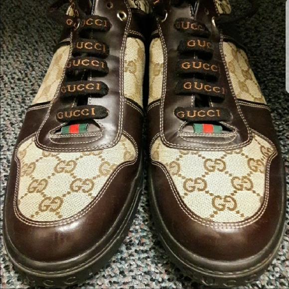 1c9f240c317 Gucci Other - Gucci men s lace up sneaker